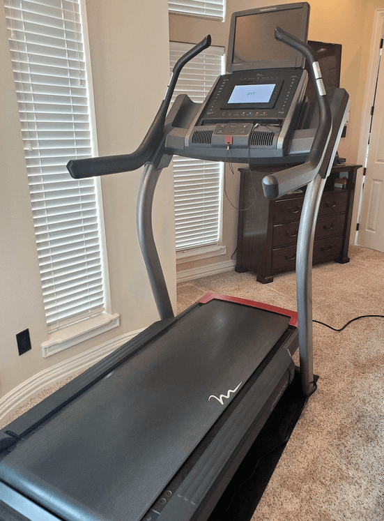 The I11.9 Incline Trainer from Freemotion has one of the strongest motors in a treadmill with an incline