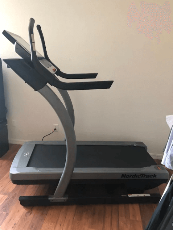 The Treadmill with the largest incline is the Nordictrack Commercial X22i