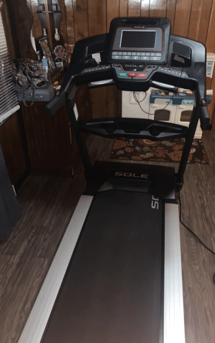 The T88 from Sole has the widest track and has a 15% incline