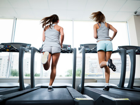 how long should i run on the treadmill to lose weight