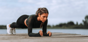 planks to boost metabolism