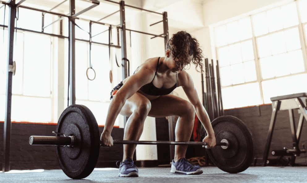 strength training to boost your metabolism