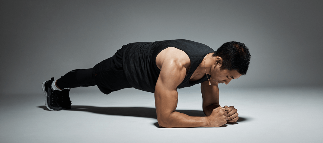 Doing Planks can help you measure your fitness level