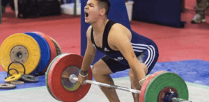 youth weight lifting