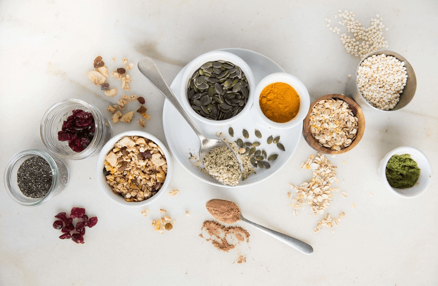 The Adaptogen Blend goes into making Kachava and enriching its nutritional value