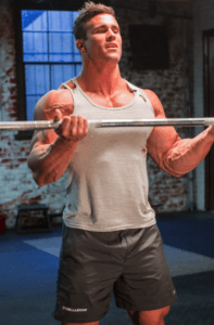 training biceps with triceps