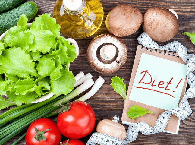 How much die affects Weight Loss