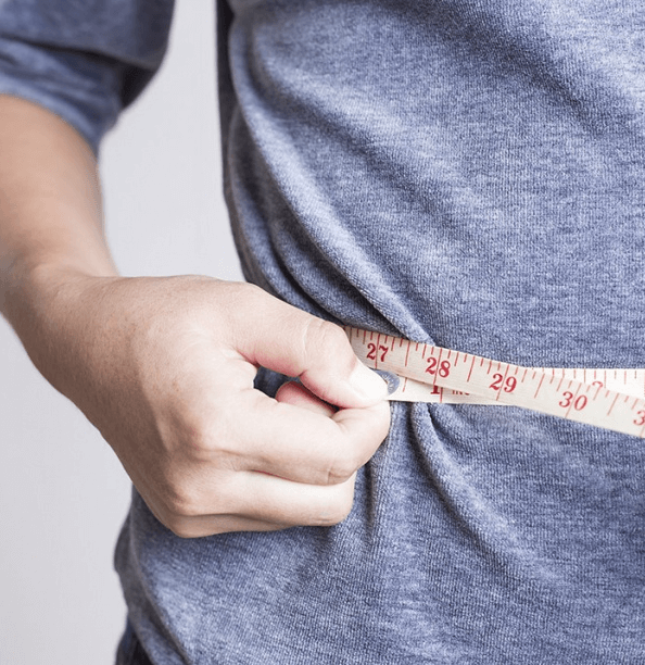 You should lose weight the right way
