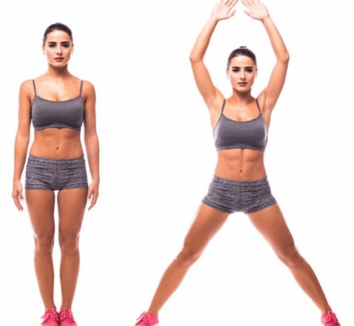 What Happened When I Did a 100 Jumping Jacks a Day for A Month Straight