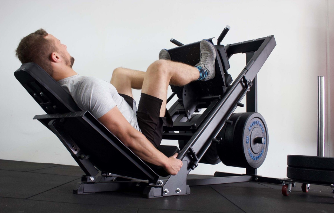 Weight Capacity Is one of the factors to consider when Buying Your First Hack Squat Machine