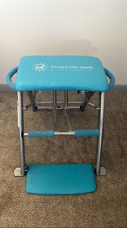 Life's A Beach Pilates PRO Chair Is Good Sub-$250 Pilates Chair