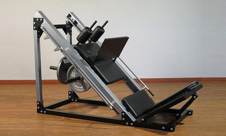 Floor Space Foot-Print Is one of the factors to consider when Buying Your First Hack Squat Machine