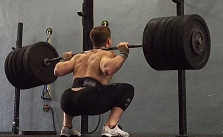 Hack squat machines are safer than regular squats, this is a great benefit of using them