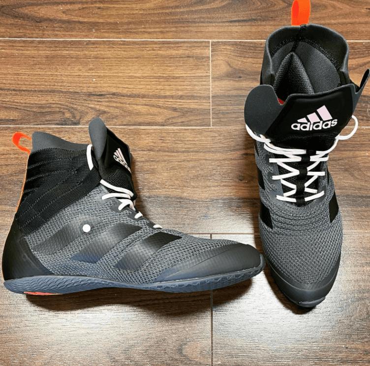 The Adidas Speedex 18 Boxing Shoes are great choice when picking low top boxing shoes