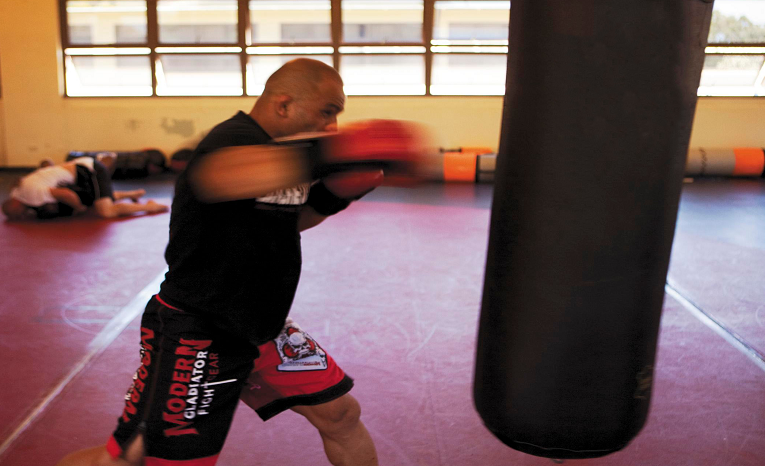 Are There Any Benefits of 300 Lb. Punching Bags