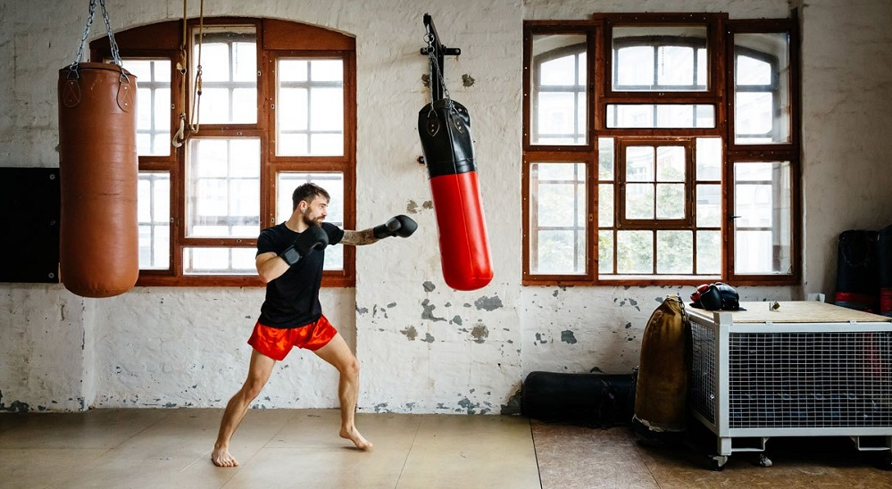 How much Available Space do you have is one thing to Consider When Looking for a Punching Bag