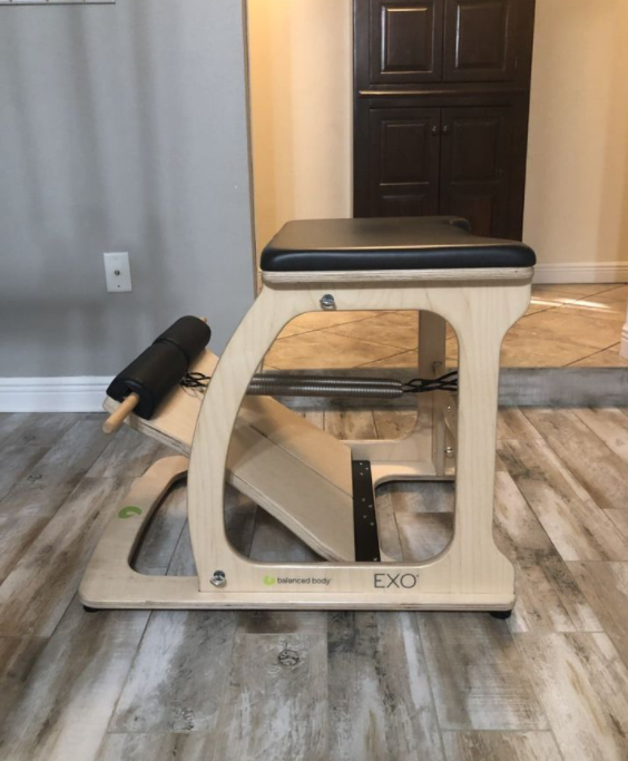 The Balanced Body EXO Chair Is the Best Bang For Buck Pilates Chair