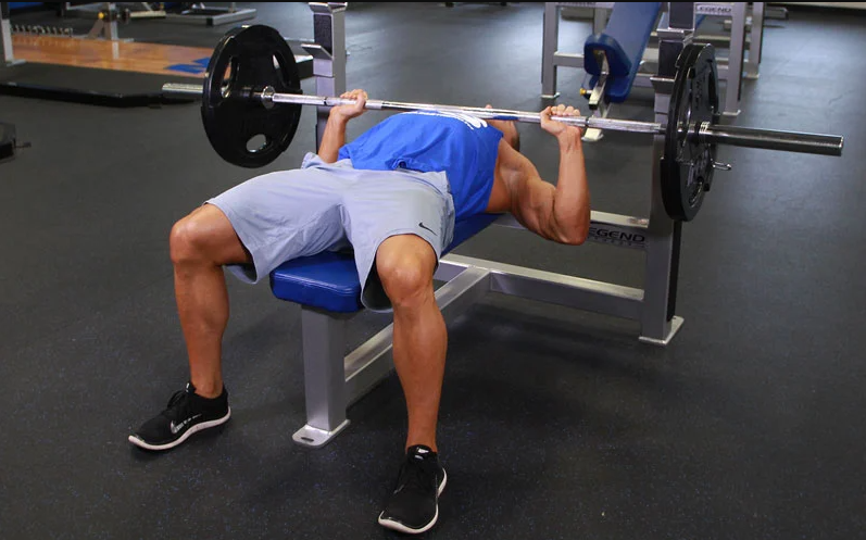 The Barbell Bench Press Is one of Is one of The Alternatives to the Military Press