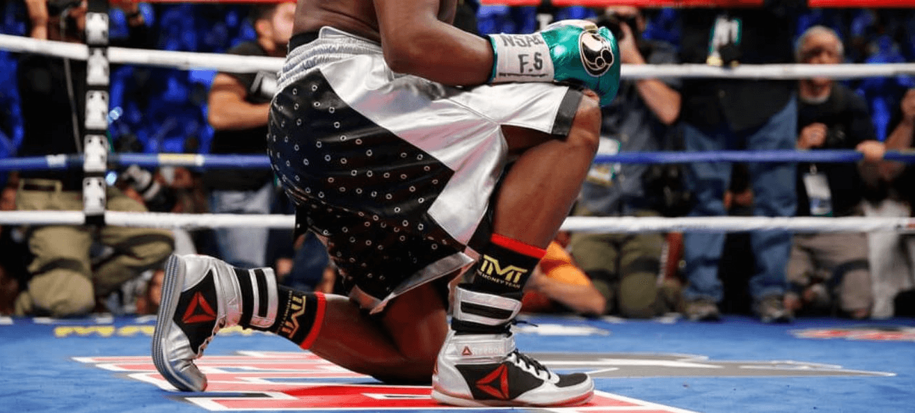 Getting Better Ankle Support Is One of The Benefits of Having Boxing Shoes