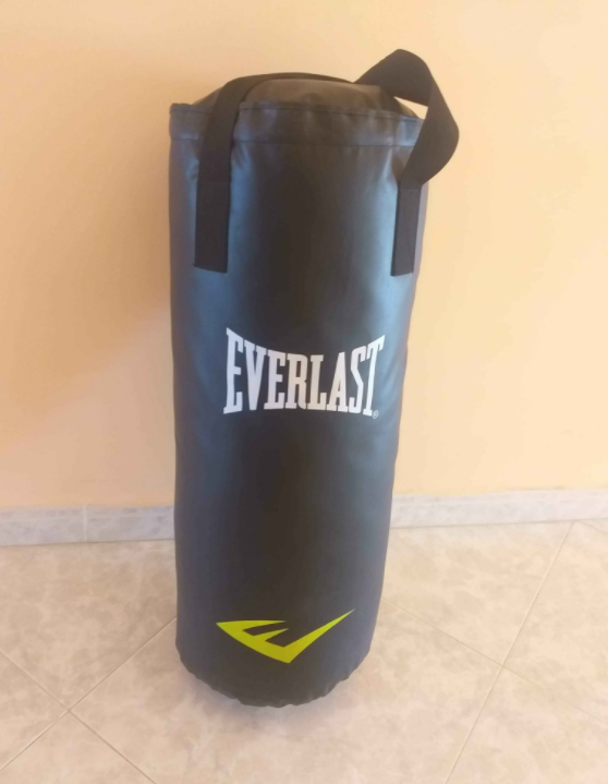 Everlast Unfilled Boxing Punching MMA Bag Heavy Duty Is A Great 300 Lb. Bag