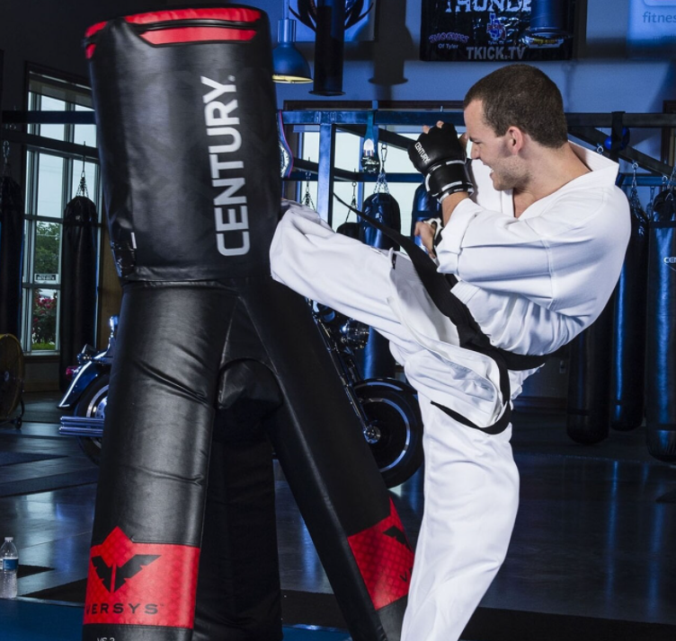 Fight Simulators Are One of The Alternatives Punching Bags