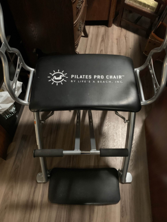 For Beginners Just Getting Into Pilates, get the Life's A Beach Pilates PRO Max chair