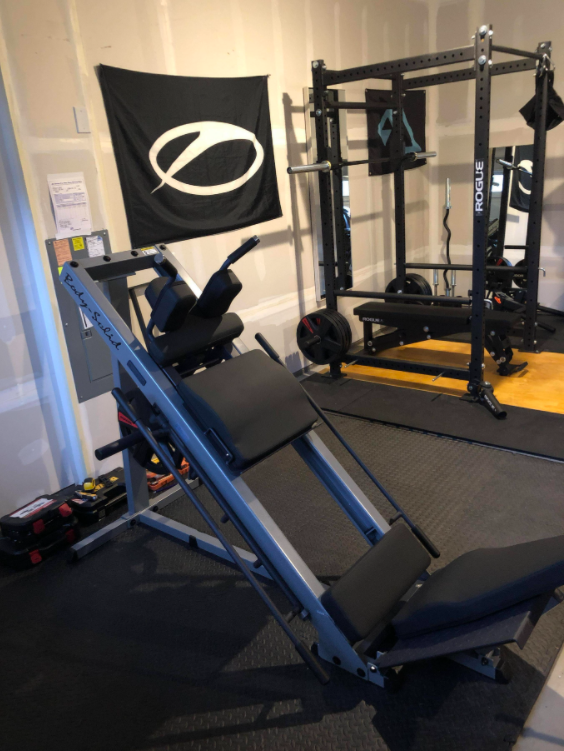 The Force USA Leg Press & Hack Squat Combo Machine Is my choice for the best hack squat machine since it's the best bang for buck and it's the one I've owned