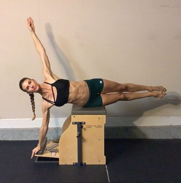 Pilates Chair help in improving flexibility of the body