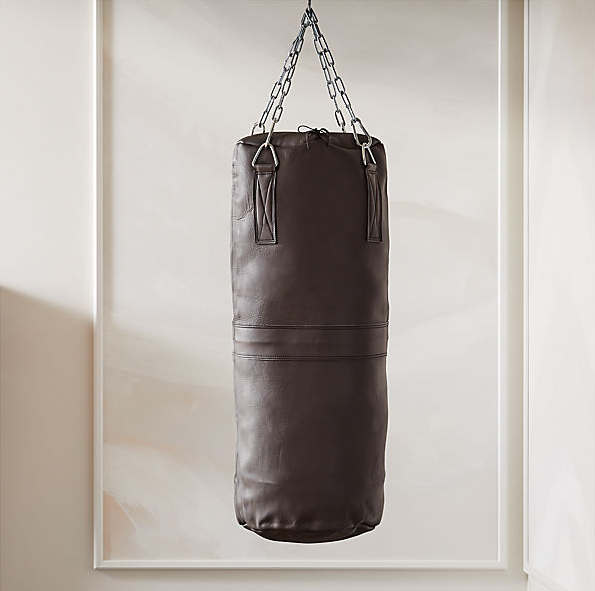 How Leather is different from canvas when choosing a material for your punching bag
