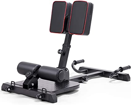 Leikefitness Sissy Squat Machine Is one of the great Cheaper & Smaller Alternative Machines To The Hack Squat Machine