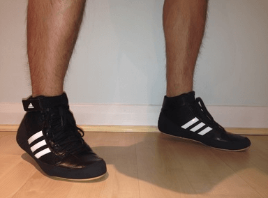 Comparing Low-Top boxing Shoes to High Top boxing shoes