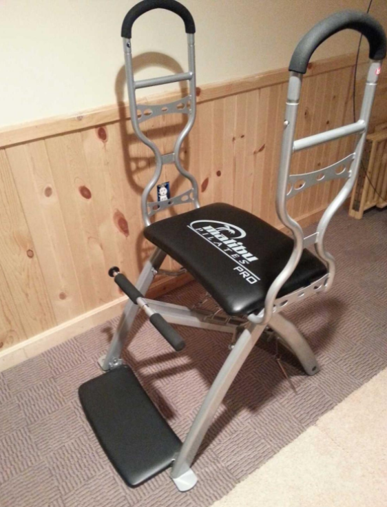 The Malibu Pilates Pro Chair Is the Best Bang For Buck option when buying Pilates chairs
