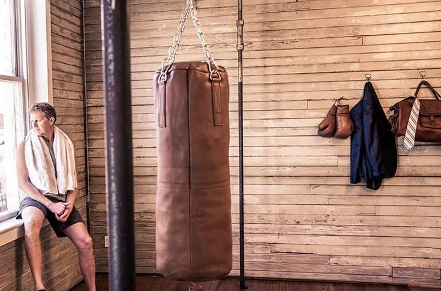 Bag Material Is One of the things to Consider When Buying a Floor Punching Bag