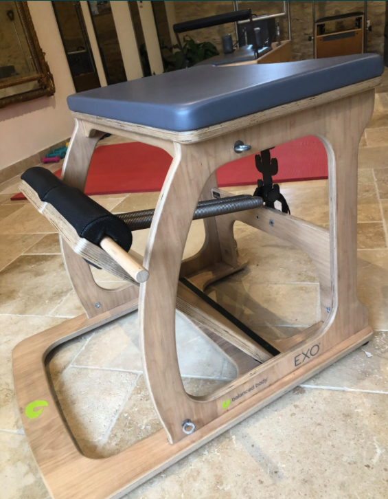 Materials & Build Quality are important things to look for when Buying Pilates chairs