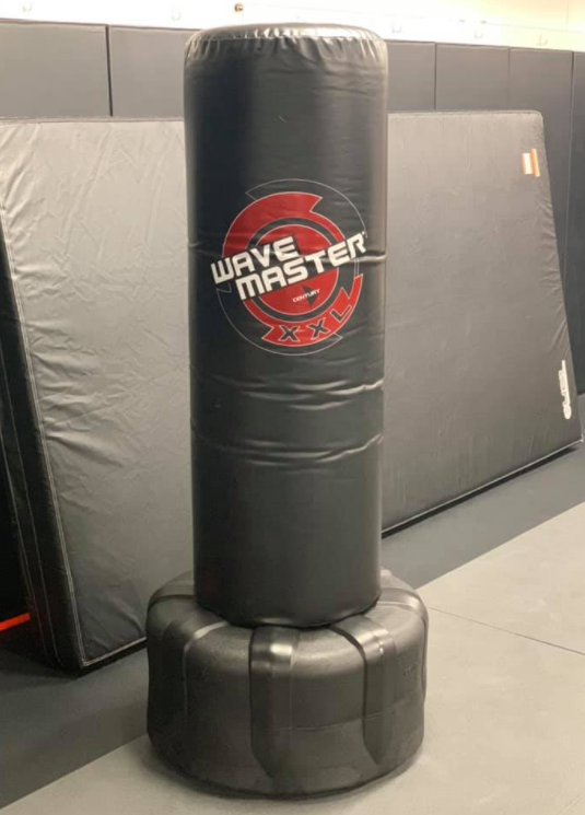 My Favorite Punching Bag, The Wavemaster XXL