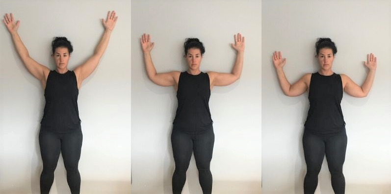 Rushing Through the Exercise Is One of The Common Mistake to Avoid When Doing Wall Angels Is