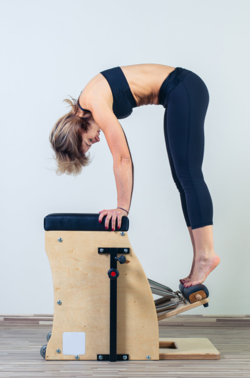 Size & Shape are two things to look for when shopping for Pilates chair