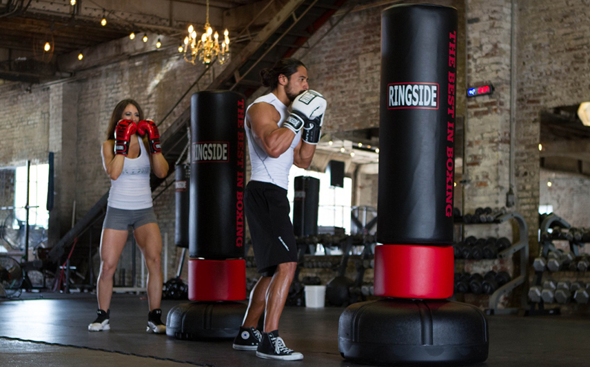 Size and Weight are two things to Look for In a Heavy Bag If You want to Use It Outdoors