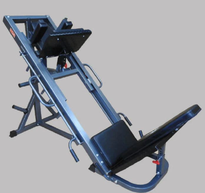 TDS 35755G 4-Way Leg Station Is a great a great cheaper alternative to hack squat machines