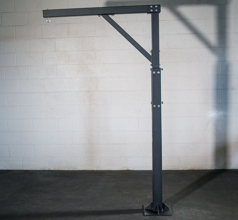 Titan Adjustable Heavy Bag Boxing Stand is a great pick when choosing an outdoor heavy bag stand