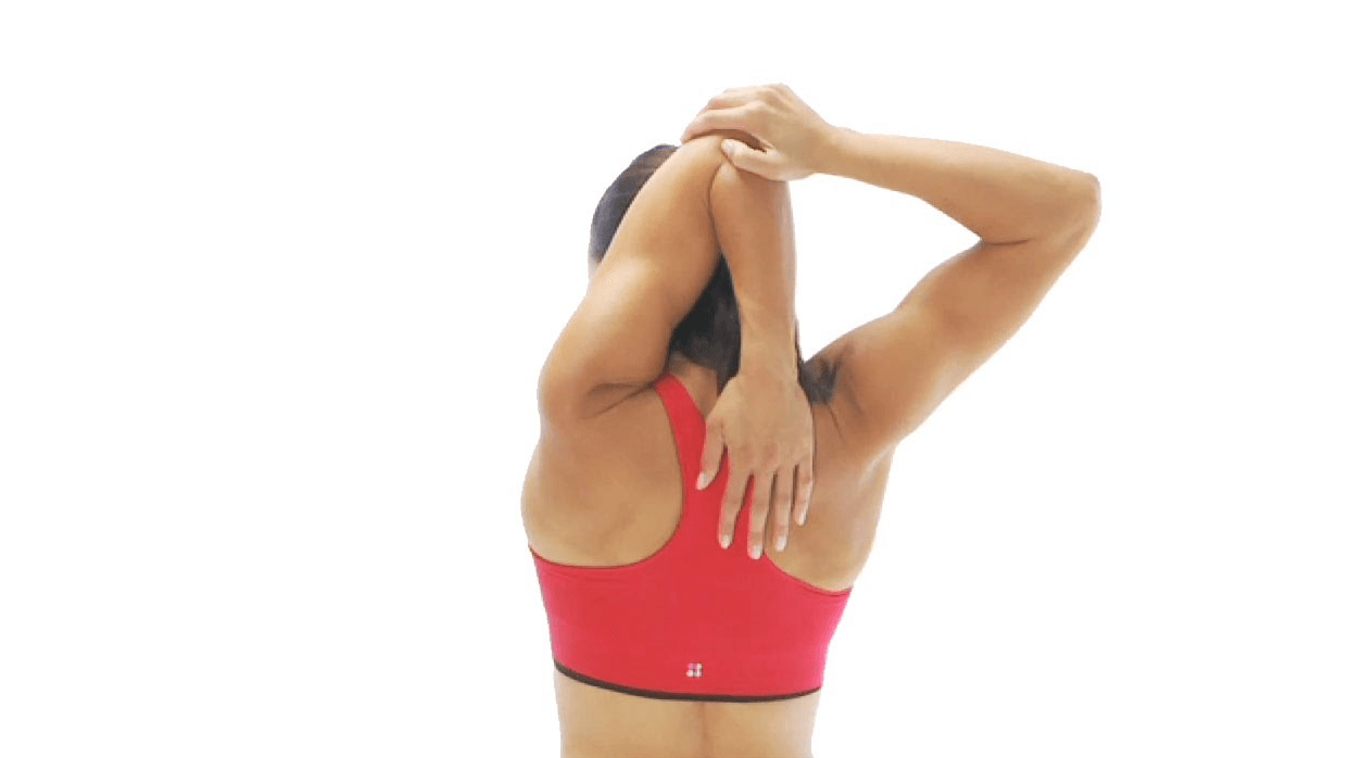 Triceps Stretch Are One of The Stretching Exercises That Help with Posture