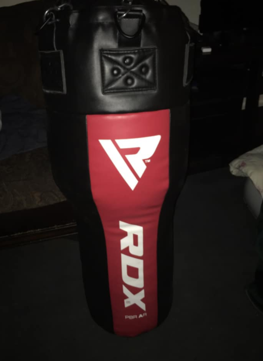 Uppercut punching bags are one type of punching bags