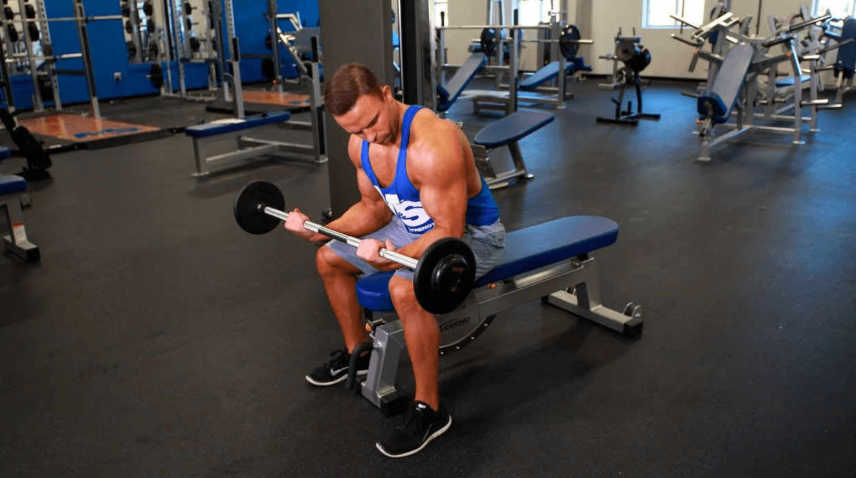 Wrist Curls Are a Great Alternative to the Zottman Curl