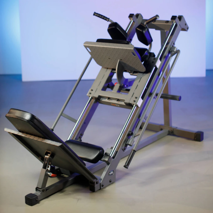 XMark XM7616 Hack Squat Machine Is a great hack squat machine for home use and commercial use