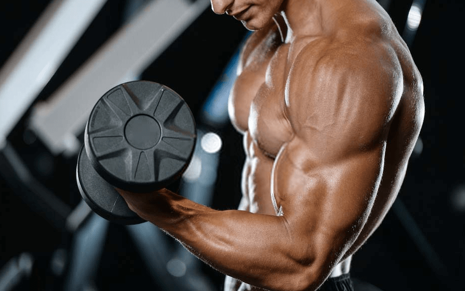 Improve Your Biceps and Triceps By Alternating Dumbbell Press