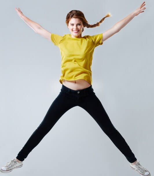 Results When Doing 1000 Jumping Jacks a Day for A Week