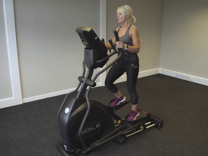 Favourite Sole E25 Better Elliptical Machine
