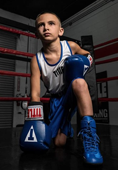 TITLE Classic USA Boxing Competition Gloves Reviews