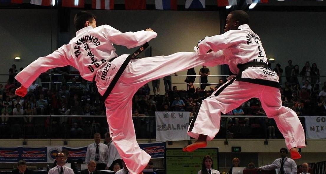 taekwondo-boxing-tall guy