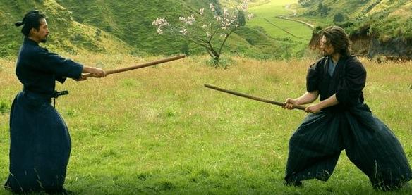 The Last Samurai Martial Arts By Tom Cruise